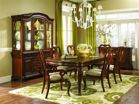evolution formal dining room collection dining room