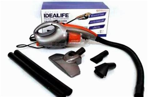 Vacum Cleaner Blower Idealife Il 130s Berat Jne Hanya Berkualitas jual vacuum cleaner and blower idealife il 130s cahaya terang electric