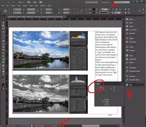 indesign layout adjustment cs6 where is the attributes panel in indesign cs6 quora