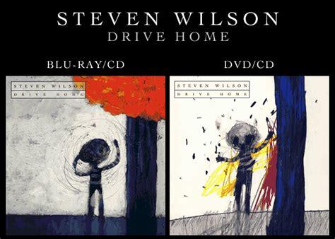 heads up steven wilson drive home cd dvd bluray ep