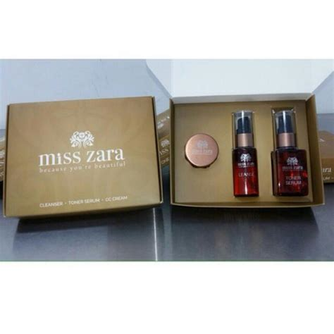 Serum Zarra cik bebeq shop miss zara skincare quot because you re beautiful delivery jb singapore