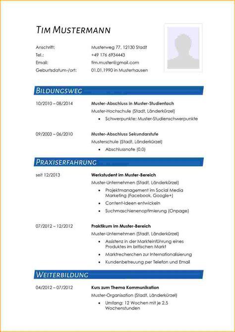 Microsoft Word Lebenslauf Vorlagen Lebenslauf Vorlage Muster Schweiz Word Lebenslauf