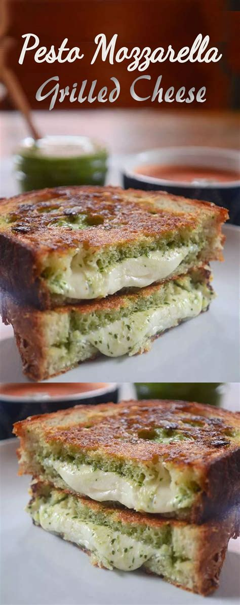 Link Mozzarella And Pesto Grilled Cheese by 25 Best Ideas About Mozzarella Grilled Cheeses On