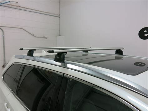 thule roof rack for 2015 highlander by toyota etrailer
