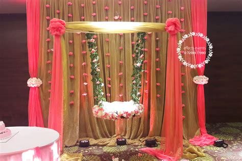 about decoration naming ceremony events organizer