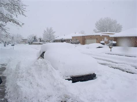 even more albuquerque snow at home this is by far