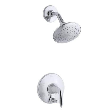 Kohler Shower Trim by Kohler Alteo 1 Handle Shower Faucet Trim With Diverter
