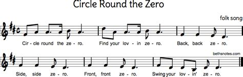 swing your partner round and round song circle round the zero beth s notes