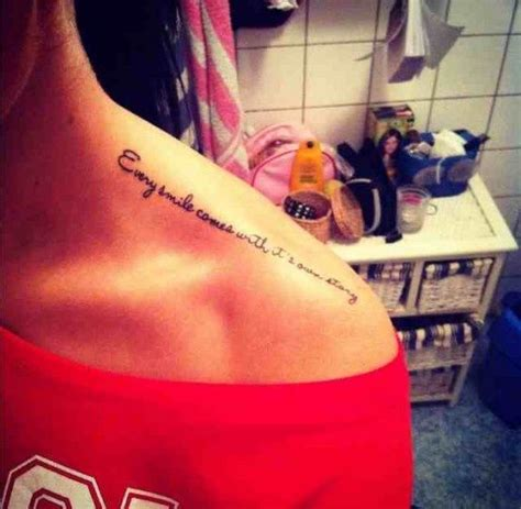 tattoo quotes locations tattoo quote collar bone clavicle 10 handpicked ideas to
