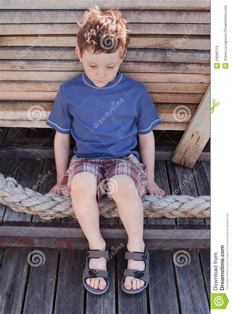 guys wearing shoes boy wearing sandals stock image image of