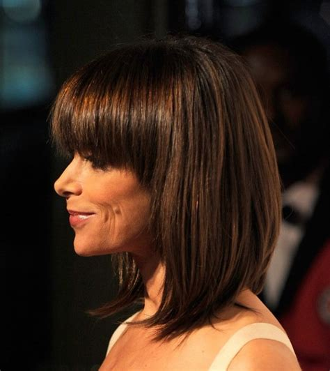 long bob with fringe stylish long bob hairstyles for your facial shape sheplanet