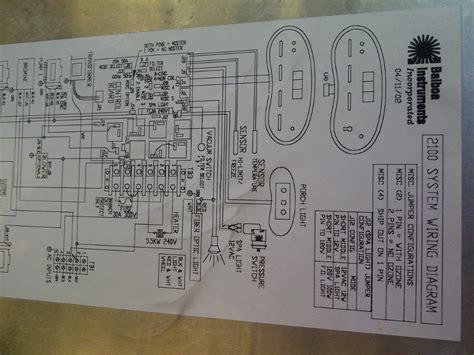 cal spa parts diagram hi i a cal spa 2100 series made in 2001 i replaced