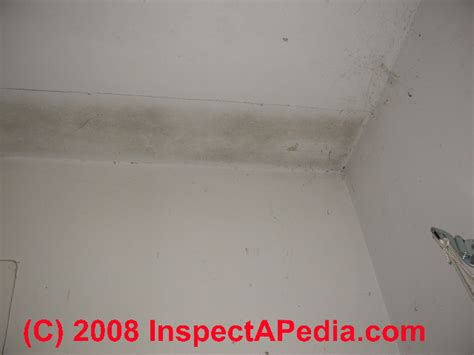 Spots On The Ceiling by Ceiling Stains How To Recognize Diagnose Thermal Tracking Ghosting Thermal Bridging