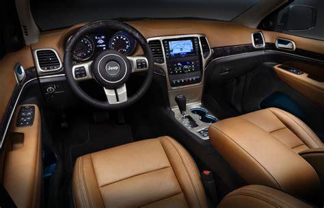 jeep wrangler overland interior driven 2012 jeep grand cherokee overland summit 4x4 v 8
