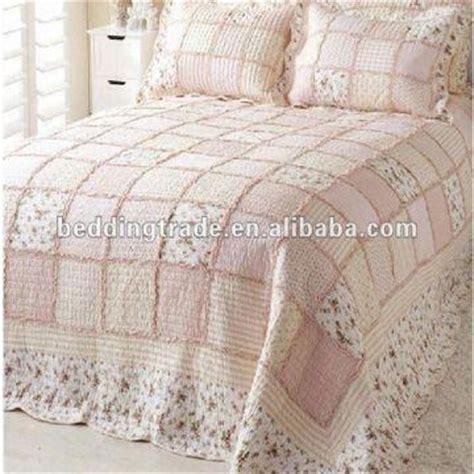 100 Cotton Roses Bedding Quilt by Bedding Patchwork Quilt Set 100 Cotton