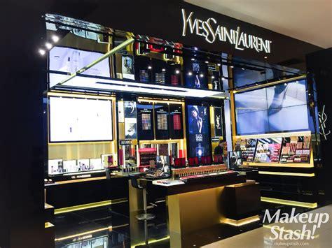 Lipstik Ysl Di Singapore yves laurent beaut 233 at vivocity singapore makeup