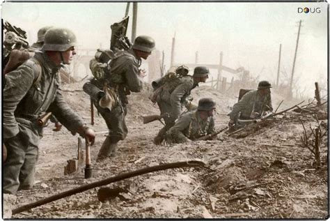 siege axis stalingrad september 1942 war 2 in colour the