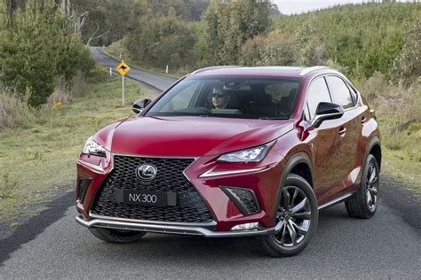 red lexus 2018 lexus nx luxury 2018 review snapshot carsguide