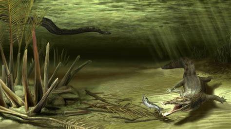 giant prehistoric croc   worlds biggest snake