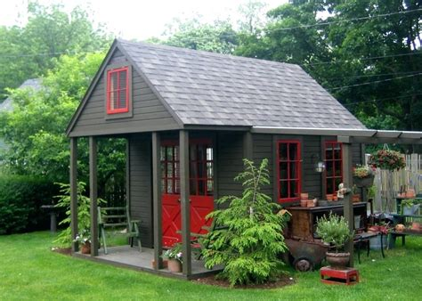 she shed plans garden she shed clean out your old backyard shed or use a