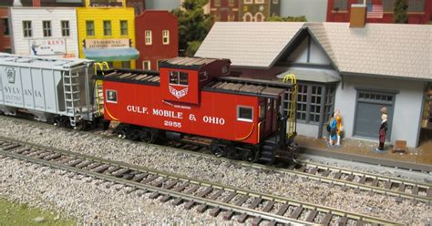 eddie s rail fan page a gulf mobile ohio railroad