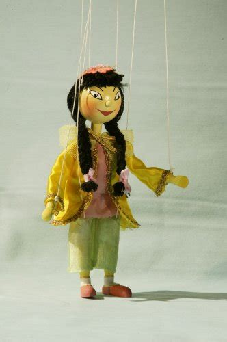 marionette jim knopf augsburger puppenkiste marionette prinzessin li si aus jim