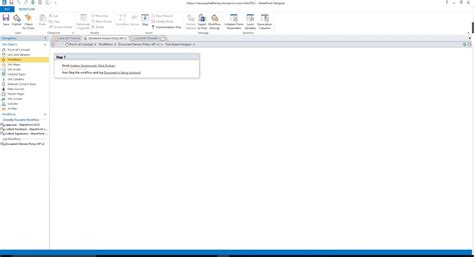 Creating An Document Expiration Policy Sharepoint Online Sharepoint Stack Exchange Sharepoint Policies And Procedures Template