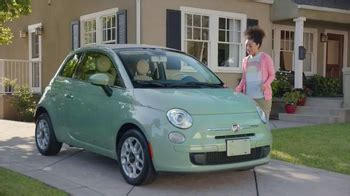 who is the woman in the fiat blue pill ad dish network helps family put on big boy pants in new spot