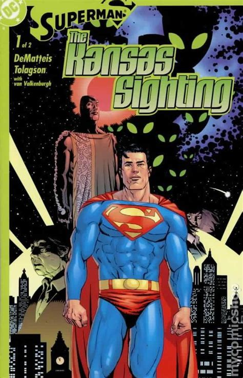 the sighting books superman the kansas sighting 2003 comic books