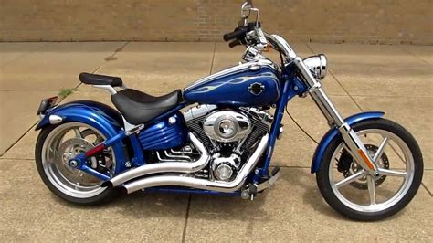 Rocker Harley Davidson by 2009 Harley Davidson Rocker C For Sale