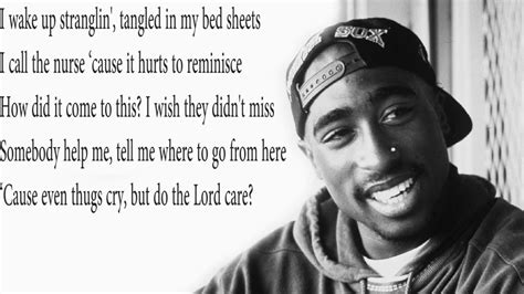 best rap lyrics tupac s best song with lyrics
