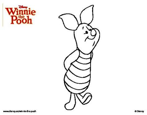imagenes de winnie pooh y piglet dibujo de winnie the pooh piglet para colorear dibujos net
