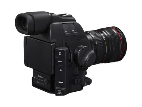 Kamera Canon C100 2 canon eos c100 ii optyczne pl