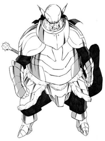 Rei Orc | Tensei Shitara Slime Datta Ken Wiki | Fandom
