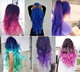 pretty colors to dye your hair o image 2003573 by maria d on favim