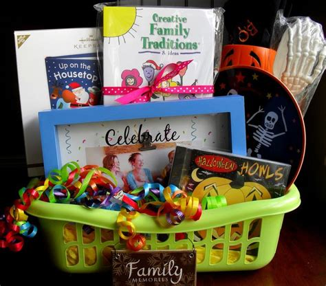 themed gifts for family 1000 images about gift baskets for school fundraiser on