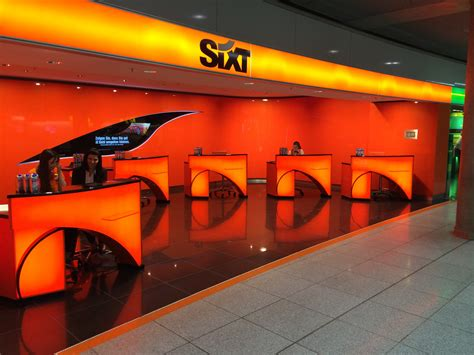 Auto Sixt by Miami International Airport Car Rental Sixt Autos Post