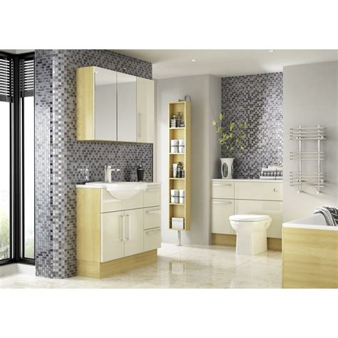 Aspen Bathroom Furniture Shades Aspen Fitted Bathroom Furniture In Ivory Shades From Homecare Supplies Uk