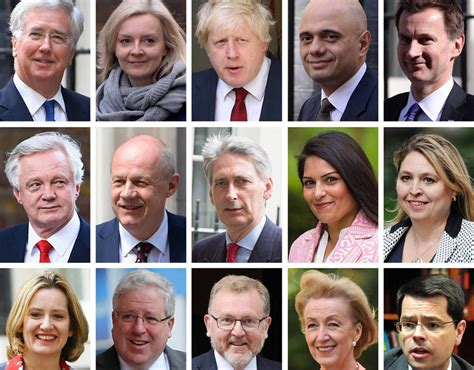how many members of uk cabinet farmersagentartruiz