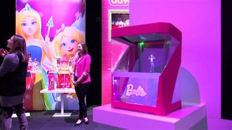 Holograms Replace On New York Catwalks by Hologram Is Mattel S Newest Fox5sandiego