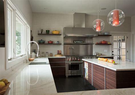 perla venata quartzite countertops kitchen remodel