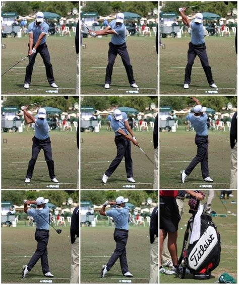 adam scott iron swing titleist on swings golf and golf training