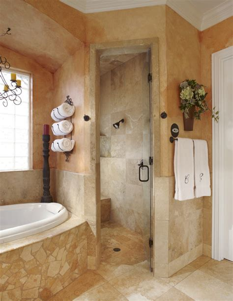 Mediterranean Bathroom Ideas Keller Tx Bathroom Remodel Project Mediterranean Bathroom Other Metro By Usi Design