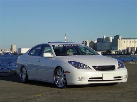 lexus es300 2006 what can i do to my 2006 es330 to make it look more like a