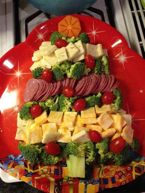 Images Of Christmas Vegetable Trays | com christmas fruit and vegetable platter ideas holiday