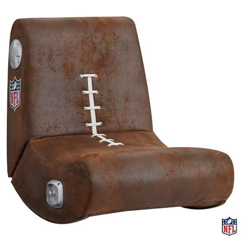 mini rocker chair nfl mini rocker speaker chair pbteen