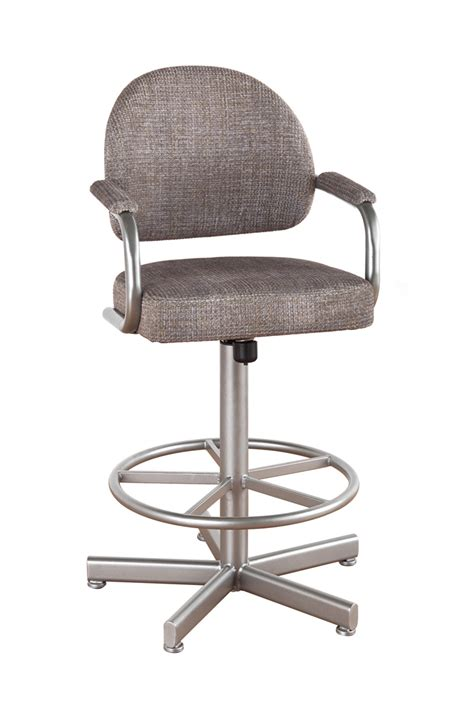 Bar Height Stools With Arms by Stools Design Amusing Bar Stools With Arms Counter Height