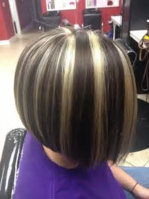 chunky highlights for hair images chunky highlights dark brown hairs
