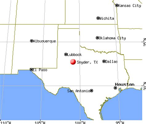 snyder texas map texas tx profile population maps real estate invitations ideas