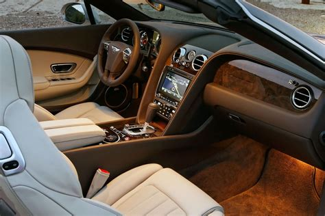 bentley inside 2015 bentley continental convertible price image 33